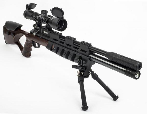 Lee Enfield Sentry PCP Air Rifle 6