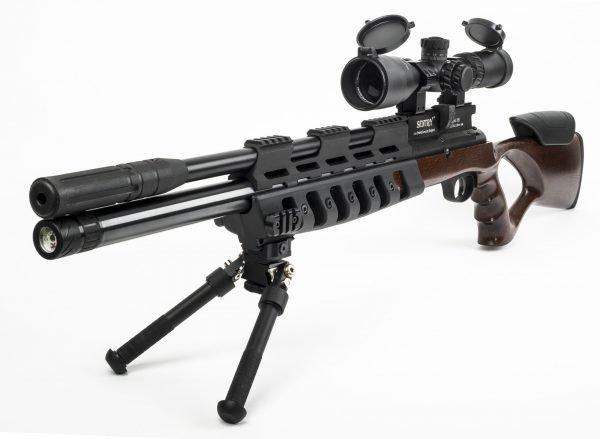 Lee Enfield Sentry PCP Air Rifle 3