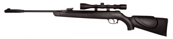 Kral Devil Break Barrel .22 Spring Air Rifle Range 1