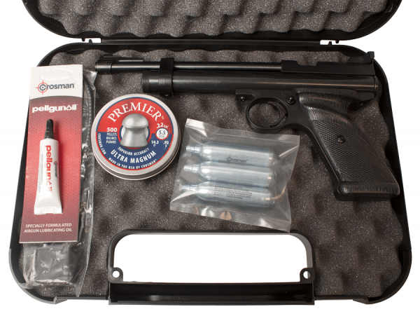 Crosman 2240 Ratcatcher Starter Kit 1