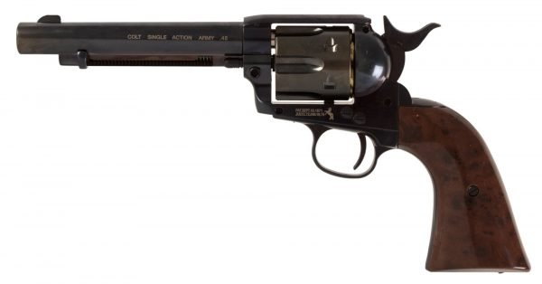 Umarex Colt Peacemaker SAA 45 Blued 1