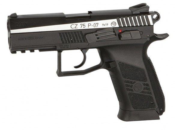 ASG CZ 75 P-07 Duty Dual Tone 1