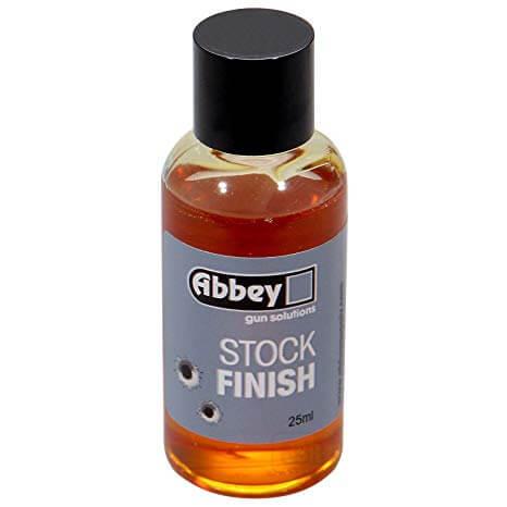Abbey Wood Stock Finish 1