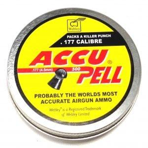 Webley Accu Pell .177 6