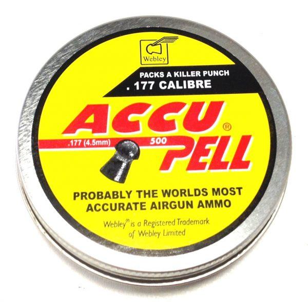 Webley Accu Pell .177 1