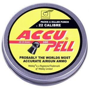 Webley Accu Pell .22 5