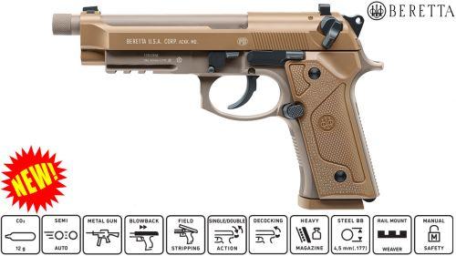 Umarex Beretta M9A3 Full Metal Co2 BB Pistol 1