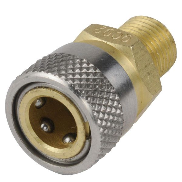 Best Fittings Quick Fill adaptor 1