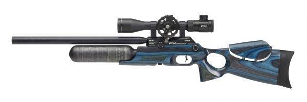 FX Crown PCP Air Rifle 6