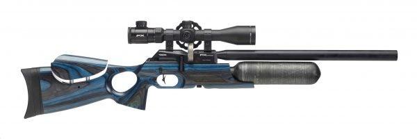 FX Crown PCP Air Rifle 7