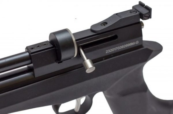 Victory CP2 CO2 Pistol / Rifle Combo 7