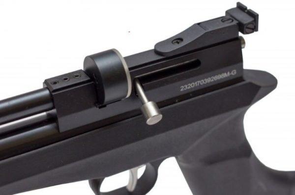 Victory CP2 CO2 Pistol / Rifle Combo Black 5