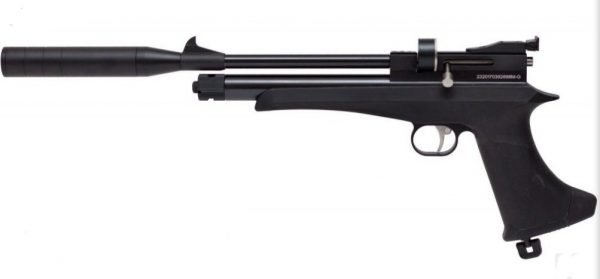 Victory CP2 CO2 Pistol / Rifle Combo 8