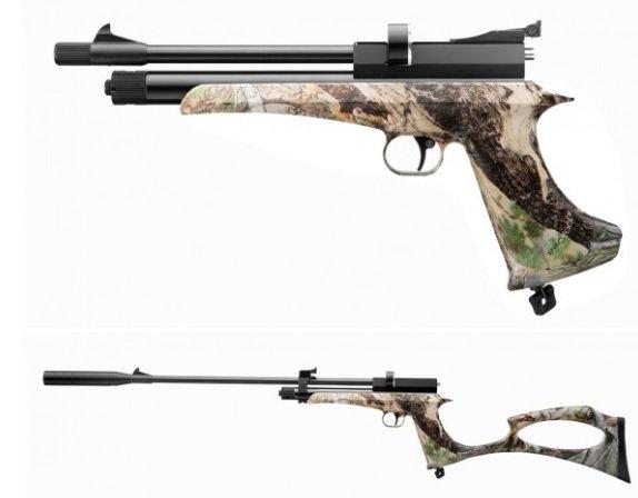 Victory CP2 CO2 Pistol / Rifle Combo Camo 1