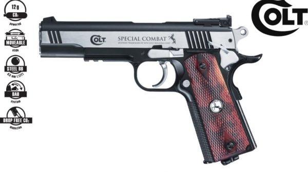 Umarex Colt Special Combat Classic CO2 Air Pistol 1