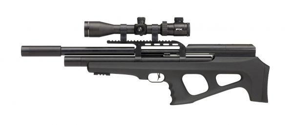 FX Wildcat MKII PCP Air Rifle 11