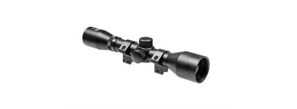 OptiMate 4X40 Scope with Mounts 1