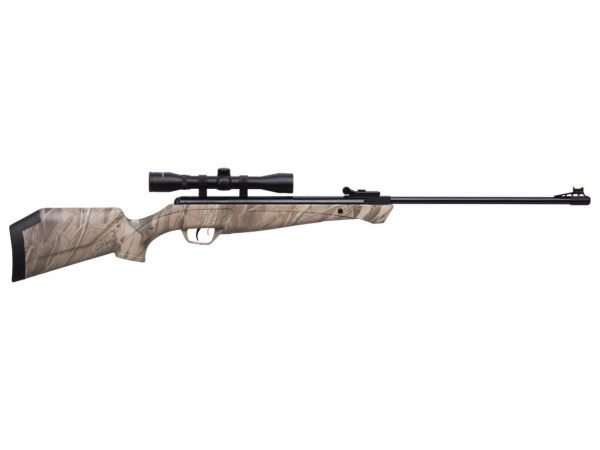 Crosman Stealth Nitro Piston Air Rifle with Scope .22 1