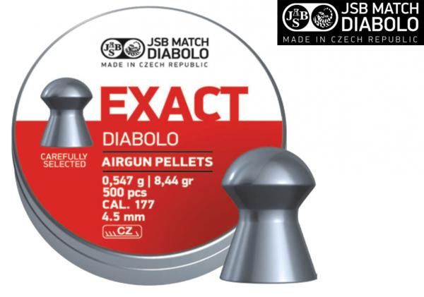 JSB Exact Diabolo .177 8.44 gr 1