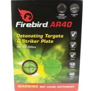 Firebird Exploding Target Discs 5