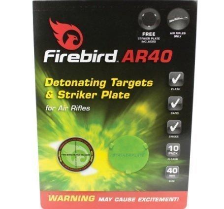 Firebird Exploding Target Discs 1