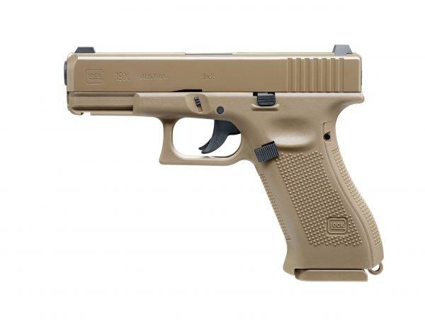 Umarex Glock 19X Tan 1