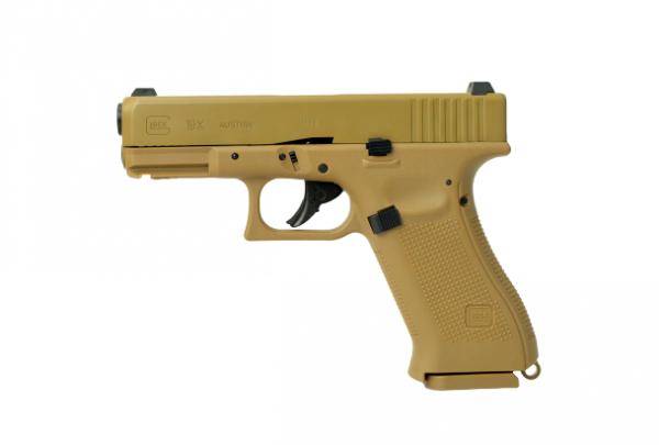 Umarex Glock 19X Tan Blowback 2