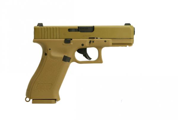 Umarex Glock 19X Tan Blowback 1