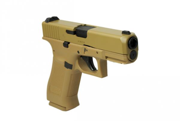 Umarex Glock 19X Tan Blowback 3