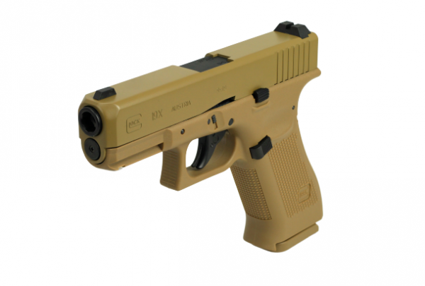 Umarex Glock 19X Tan Blowback 4