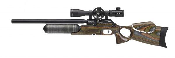FX Crown PCP Air Rifle 8