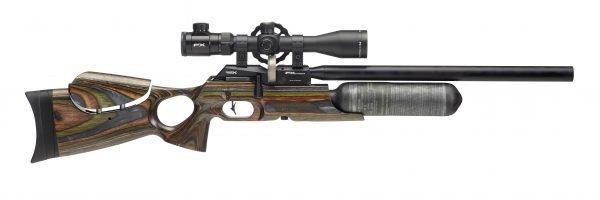 FX Crown PCP Air Rifle 9