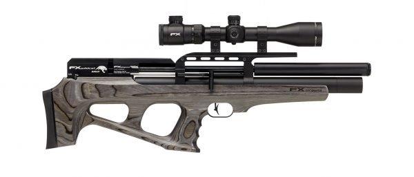 FX Wildcat MKII PCP Air Rifle 9