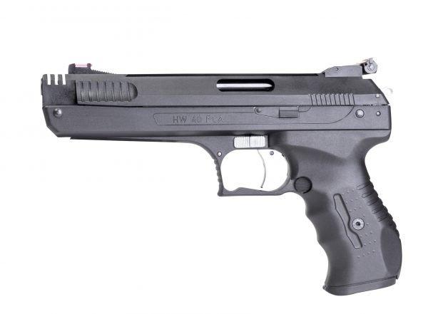 Weihrauch HW40 PCA Pneumatic Target Pistol 1