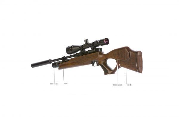 Weihrauch HW100 KT Thumbhole PCP Air Rifle Walnut 7