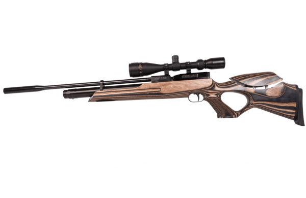 Weihrauch HW100 T Thumbhole PCP Air Rifle Laminate 1