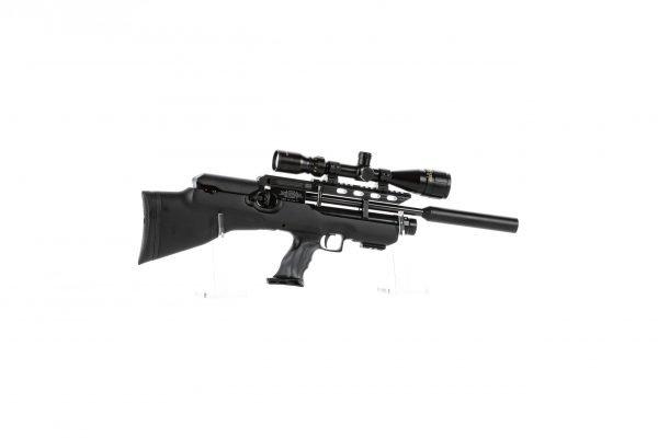 Weihrauch HW100 BPK Karbine Bullpup PCP Air Rifle 6