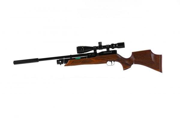 Weihrauch HW100 KS FSB Karbine Sporter Fully Shrouded Barrel PCP Air Rifle 1