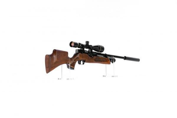 Weihrauch HW100 KS FSB Karbine Sporter Fully Shrouded Barrel PCP Air Rifle 4