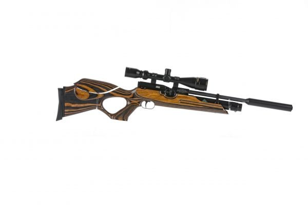 Weihrauch HW100 KT PCP Air Rifle Laminate 8