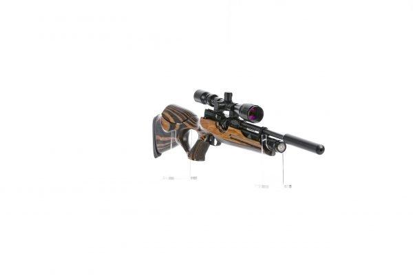 Weihrauch HW100 KT PCP Air Rifle Laminate 5