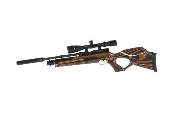 Weihrauch HW100 KT PCP Air Rifle Laminate 1