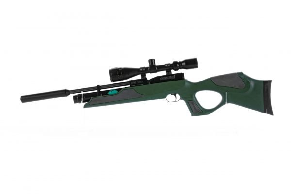 Weihrauch HW100 T Thumbhole PCP Air Rifle Synthetic 2