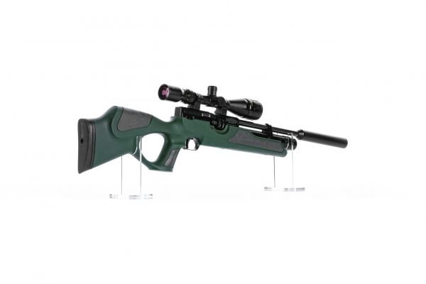 Weihrauch HW100 T Thumbhole PCP Air Rifle Synthetic 4