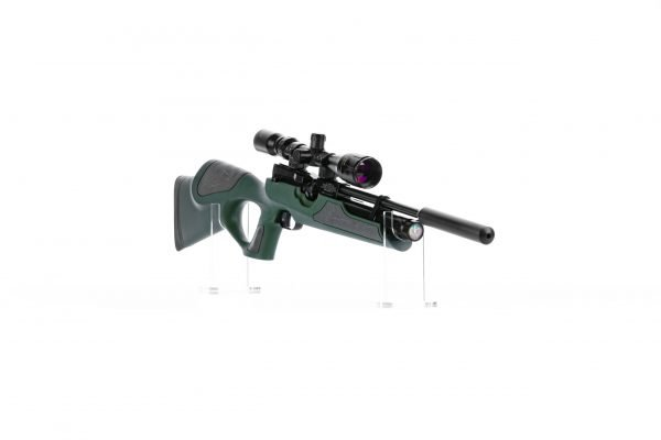 Weihrauch HW100 T Thumbhole PCP Air Rifle Synthetic 3