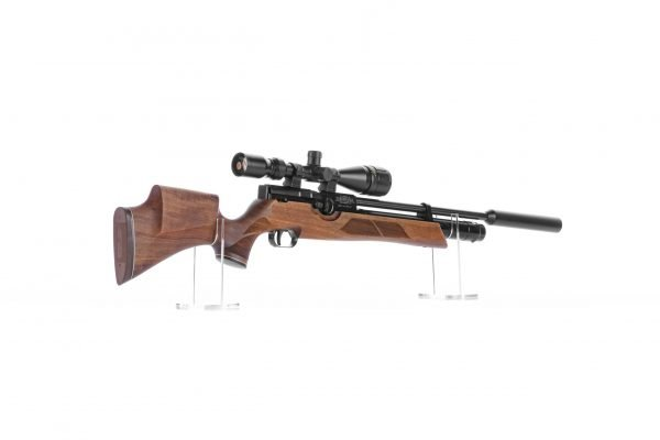 Weihrauch HW100 S Sporter Walnut PCP Air Rifle 3