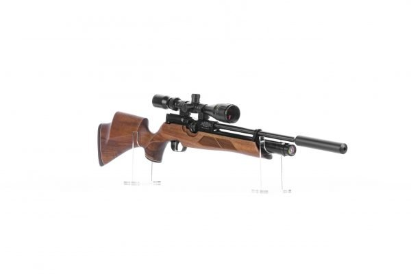 Weihrauch HW100 S Sporter Walnut PCP Air Rifle 4
