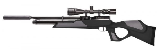 Weihrauch HW100 T Thumbhole PCP Air Rifle Synthetic 1