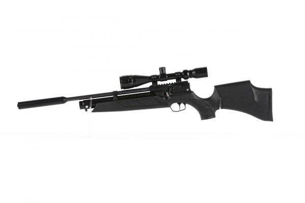 Weihrauch HW110 ST Soft Touch PCP Air Rifle 1