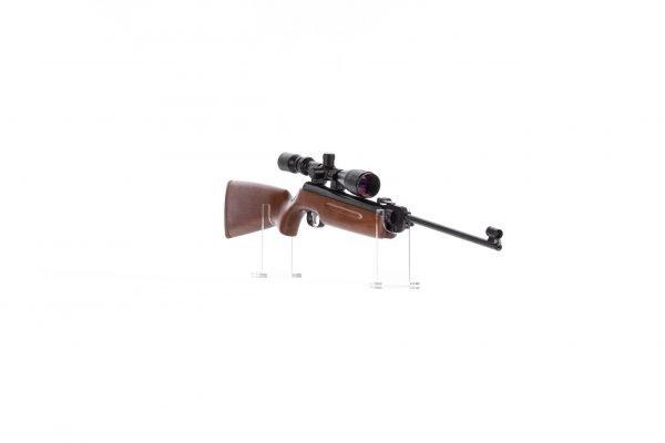 Weihrauch HW35K Break Barrel Air Rifle 3